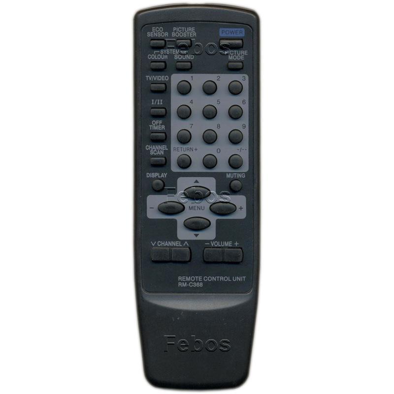 Пульт для телевизора JVC RM-