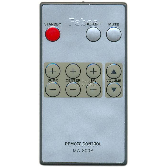 Пульт для акустики BBK MA-800S